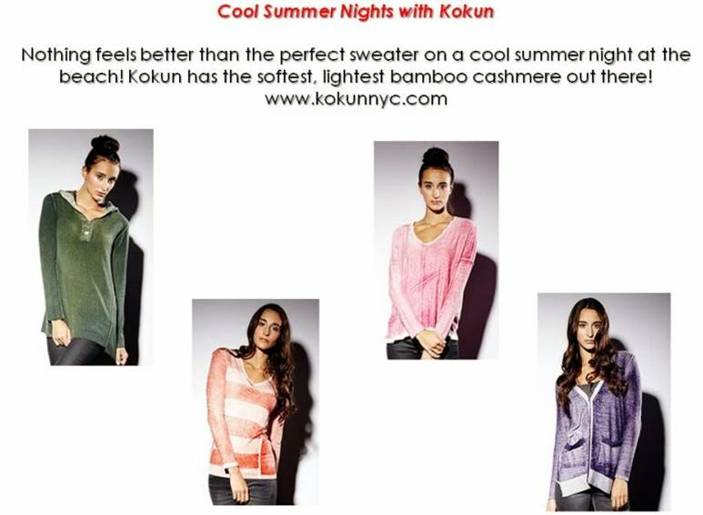 Kokun Summer Sweaters