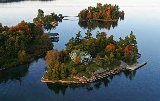 صور البيوت Thousand Islands