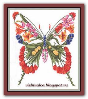 "Арт&Лар FNa-1109 ""Цветочная бабочка"""