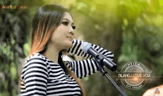 Lirik Lagu Bilang I Love You - Nella Kharisma