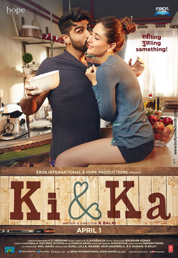 Ki and Ka Movie Download HD Full Free 2016 720p Bluray thumbnail