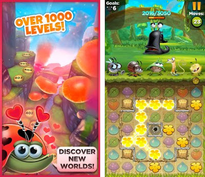 Download Cheat Best Fiends Puzzle Adventure Free Download