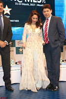 Madhuri Dixit Nene in designer Anarkali Dress at FICCI Awards 2017 019.JPG