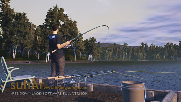 Download GAME PC Euro Fishing Waldsee Full Crack