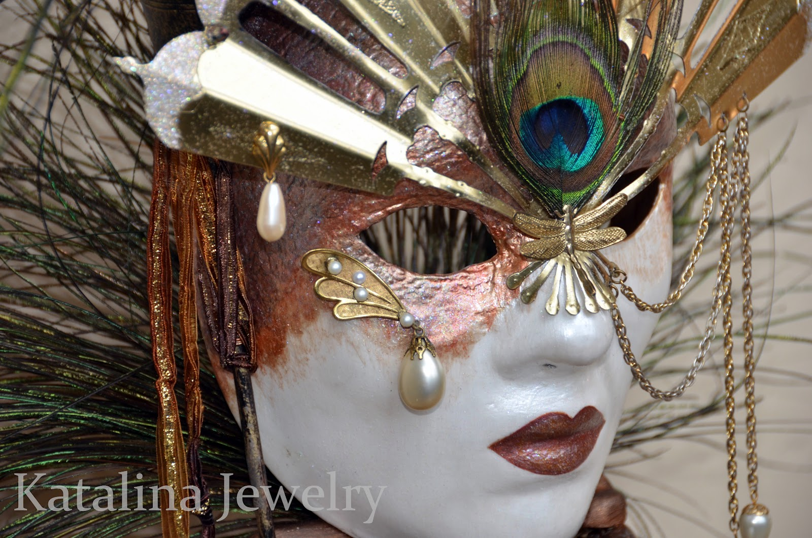 Image result for Masquerade jewelry sale to raise scholarship funds