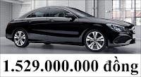 Giá xe Mercedes CLA 200 2020