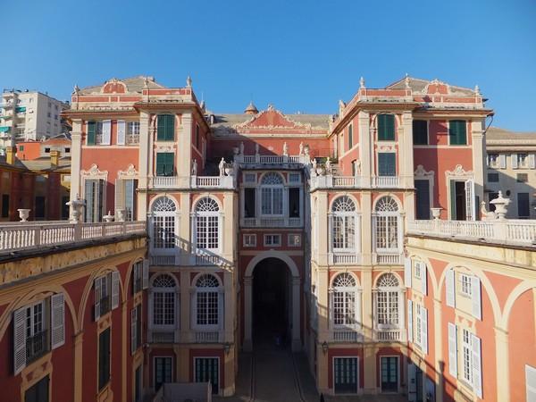 gênes genova via balbi palazzo reale
