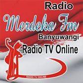 Streaming Merdeka FM Banyuwangi Jawa timur