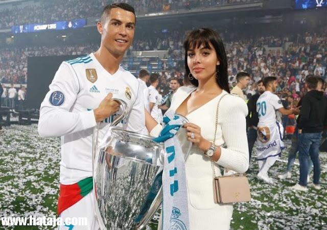 Kumpulan Foto Istrinya Cristiano Ronaldo! - liataja.com