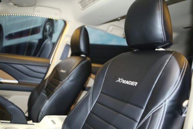 interior xpander limited edition