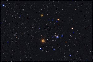 Gugus Bintang Hyades Mulai Terpecah