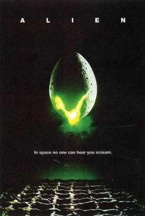 Spacecraft Alien Movie Covers - Pics about space