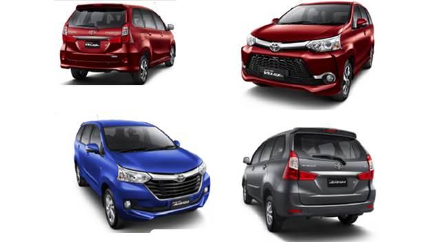 Varian Warna Grand New Avanza Body Kit All Yaris Trd Sportivo Rejeki Toyota Cirebon Mobil Yang Diperuntukan Keluarga Jenis Mpv Ini Santer Diberitakan Akan Mempunyai Dua