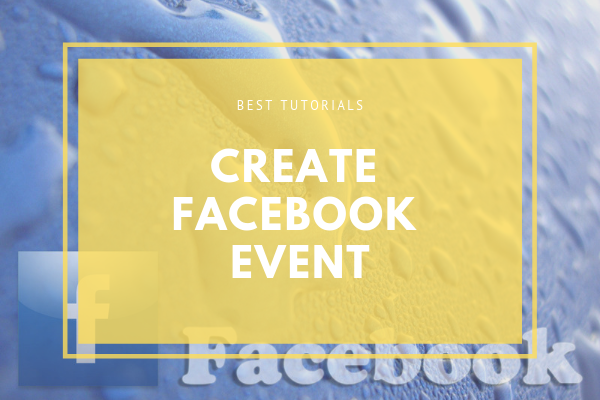 Create Facebook Event<br/>