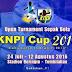 Ini Jadwal dan Daftar Skema Pertandingan Open Turnamen Sepak Bola KNPI INHIL CUP 2016
