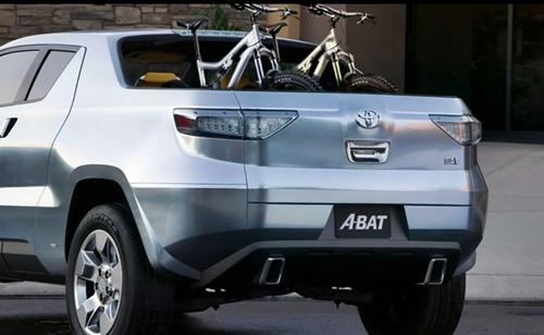 2016 Toyota A-BAT The Best Big Truck Fierce Concept