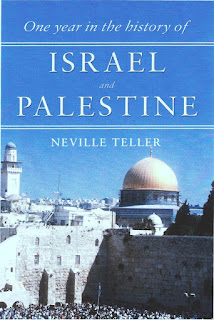 """One Year in the History of Israel and Palestine"""