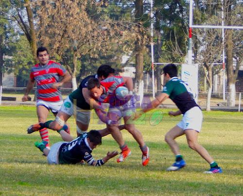 Tucumán Rugby lo dio vuelta y mantiene la punta