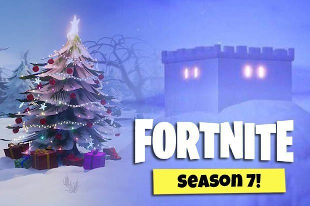 Fortnite Season 7 tr