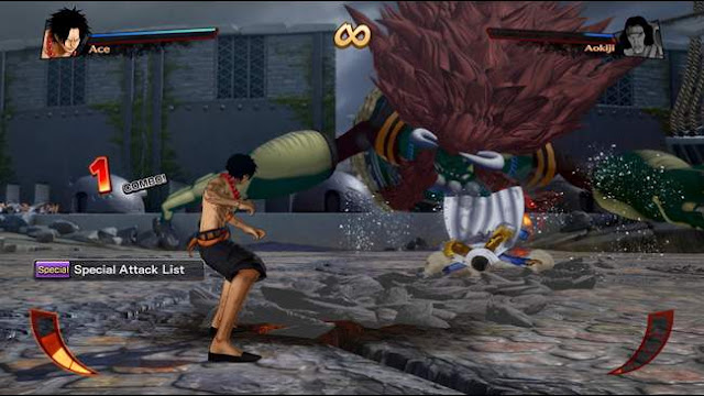 Download One Piece Burning Blood Gold Edition Repack