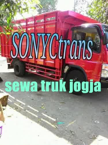 sewa truck yogyakarta