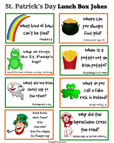 Happy St Patrick's Day Quotations Funny Pictures for Kids ...