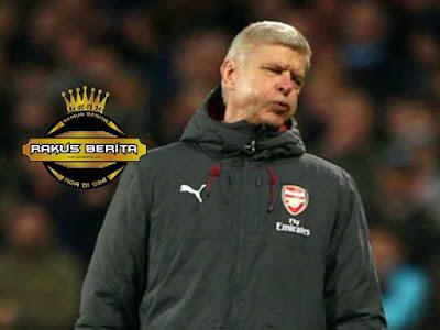 Wenger Geleng Kepala Arsenal Bermain Seri Terus