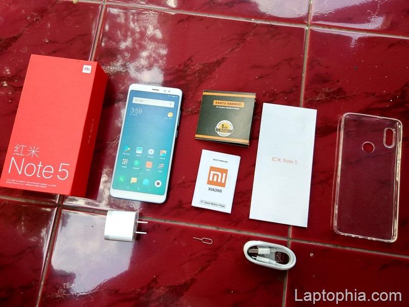 Perlengkapan Xiaomi Redmi Note 5