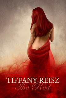 romance novel covers, contemporary erotica, The Red by Tiffany Reisz