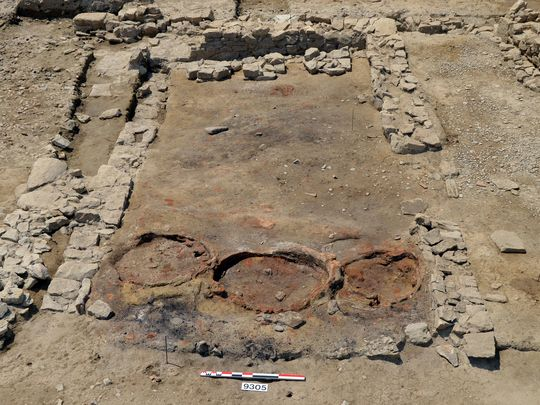 Roman tavern unearthed in southern France