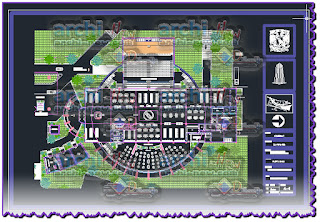 download-autocad-cad-dwg-file-Casino-gambling-house-plant-cancun