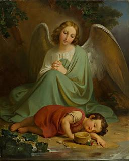 Oração Santo Anjo do Senhor