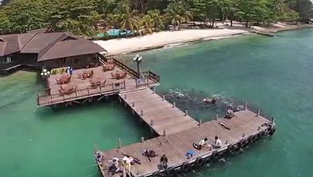 Tempat wisata di pulau ayer