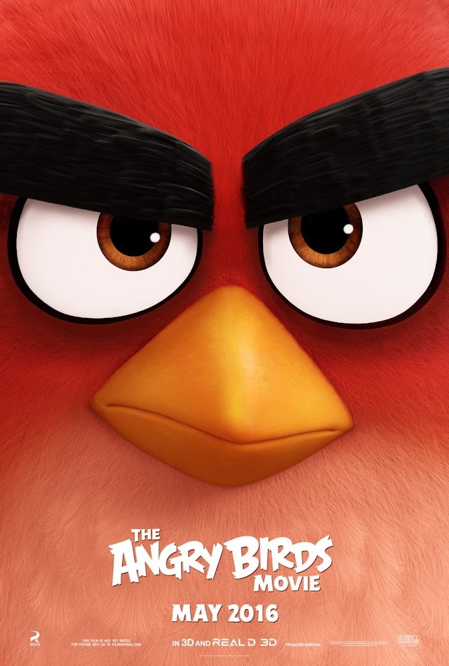 The Angry Birds Movie (Film 3D 2016) Angry Birds - Filmul