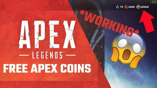FREE APEX COINS | HOW TO GET FREE APEX LEGENDS COINS | APEX LEGENDS GAME PLAY