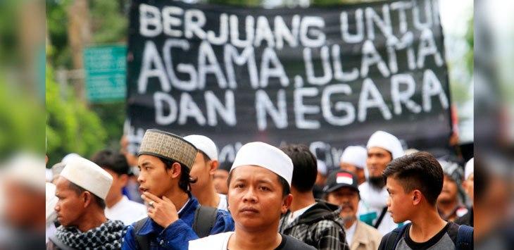 Ada yang Ingin Menjauhkan Pemerintah dan Ormas Islam