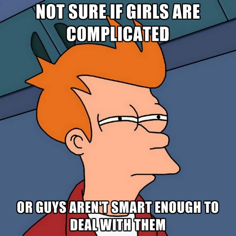 Complicated girls why are 20 Reasons