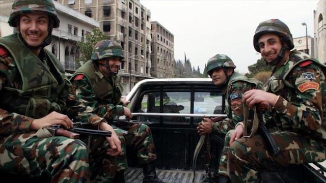"""""""2500 soldados sirios están preparados para desplegar en Alepo"""""""