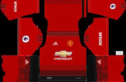 0c6c890e1 Manchester United 2018 19 Kit - Dream League Soccer Kits