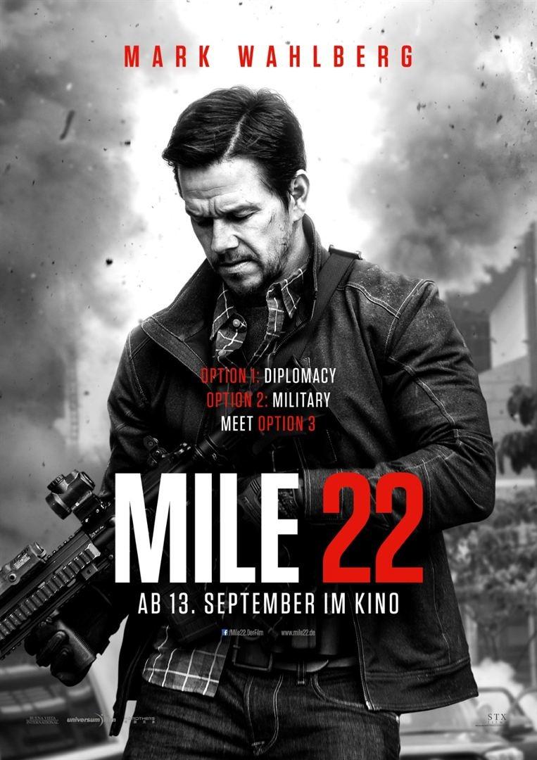 chrichtonsworld.com | Honest film reviews: Review Mile 22 (2018 ...
