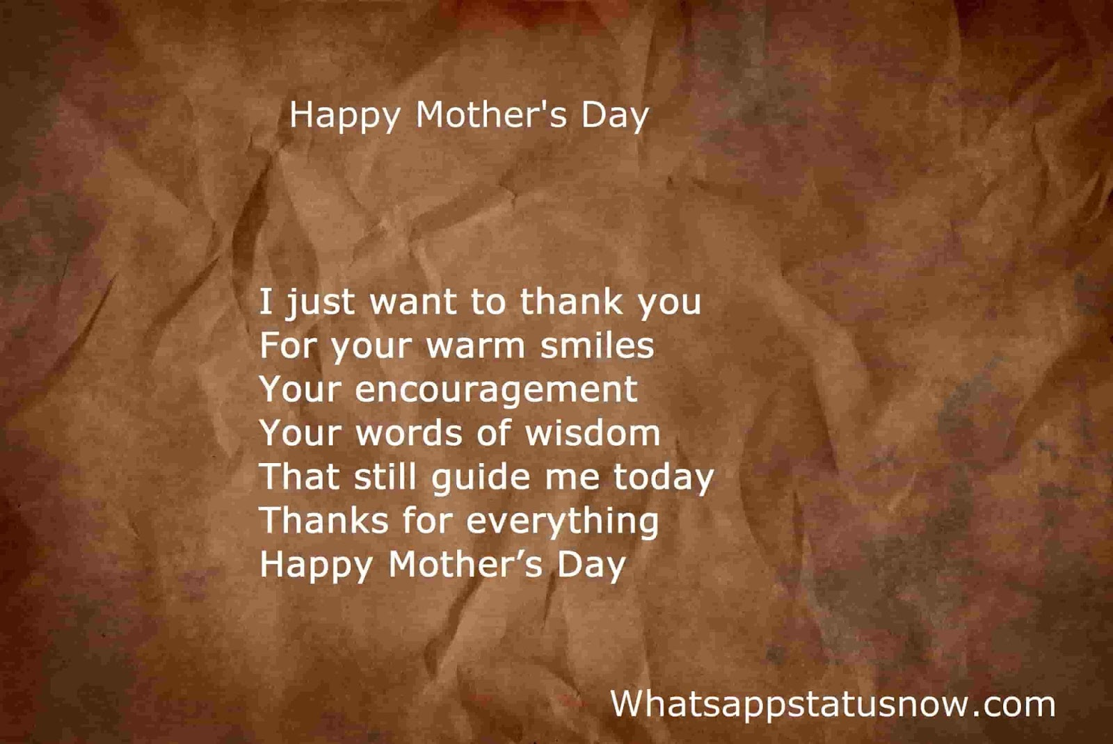 funny Mother s Day Poems 2016