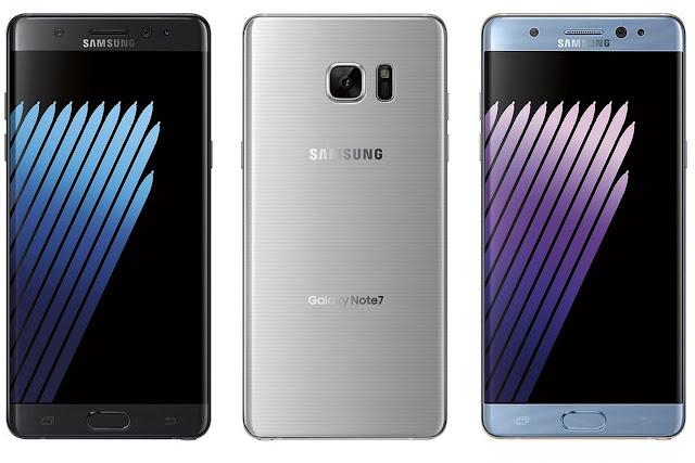 Harga Samsung Galaxy Note 7 dan Spesifikasi