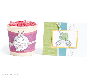 Penelope Paper Party Ideas Favors Containers Invites