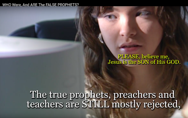 Today we see how history has repeated itself. Although the shocking killings of GOD's innocent prophets has at present stopped, the true prophets, preachers and teachers are STILL mostly rejected,