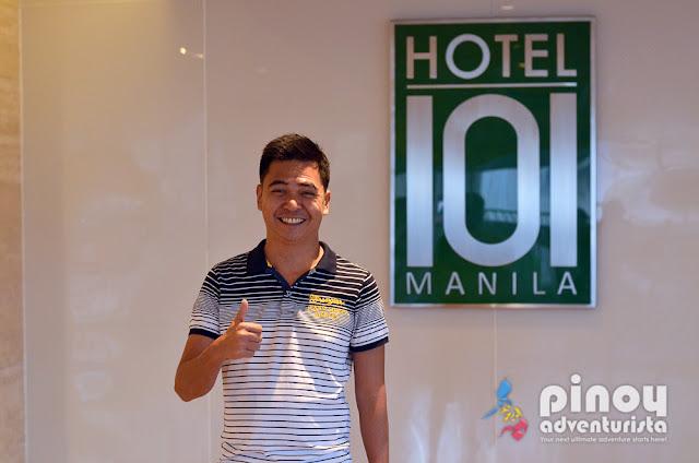Where to Stay Hotel 101 Manila