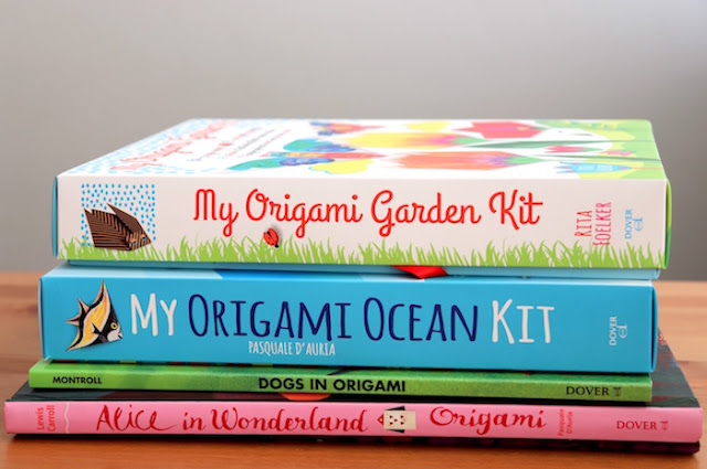 origami kits dover craft