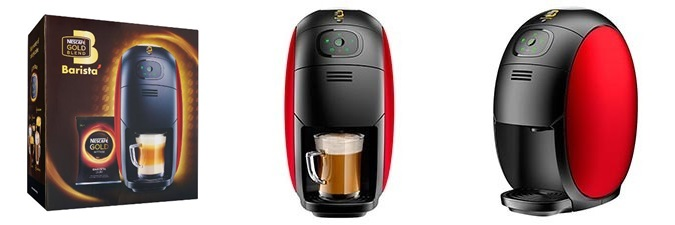 NESCAFÉ GOLD BLEND Barista Machine Review