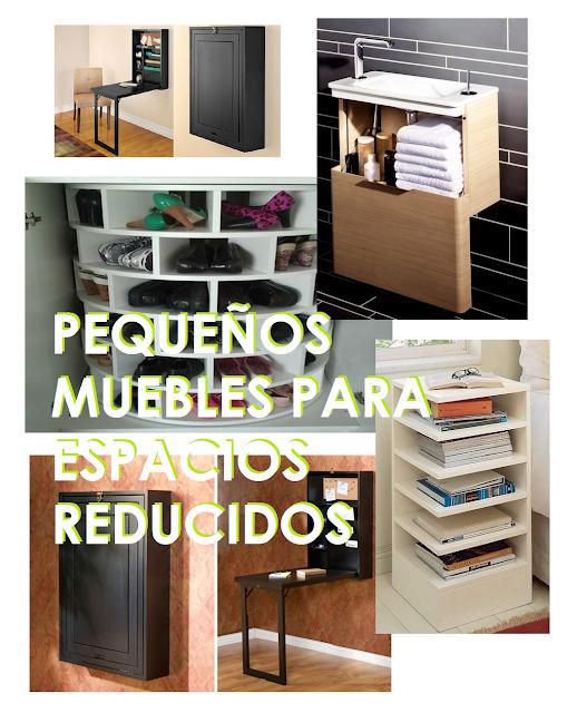 Cuaderno de ideas para microemprendimientos idea para for Muebles espacios pequenos