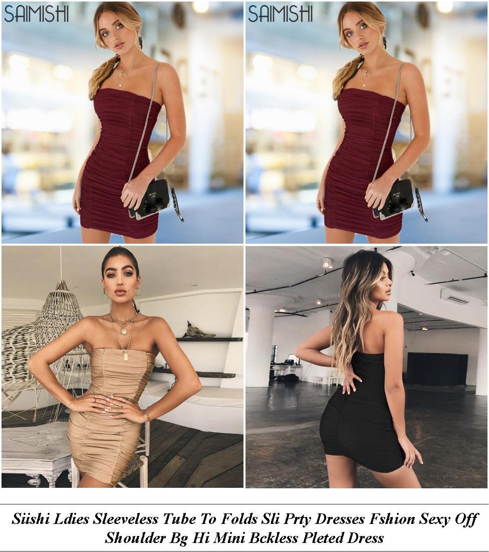 Sexy Maxi Dresses - Summer Maxi Dresses On Sale - Denim Dress - Cheap Summer Clothes