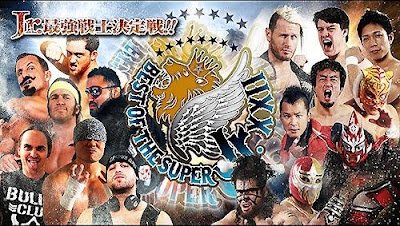 NJPW Best Of The Super Junior XXII (26/05/2015)